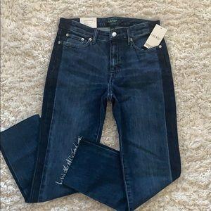 Lauren Ralph Lauren - Premier Straight Ankle Jeans